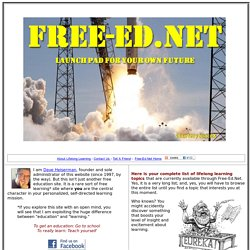 The Free Education Network