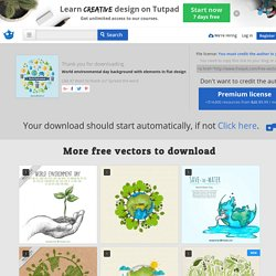 Free exclusive vectors by Freepik