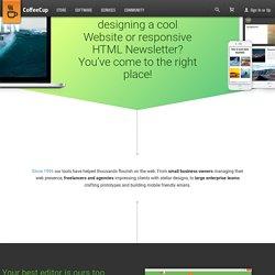 Free HTML Editor