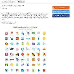 Free Icons: Web Development Icon Set