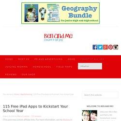 115 Free iPad Apps to Kickstart Your School Year