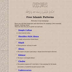 Free Islamic Patterns
