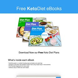 Free KetoDiet eBooks