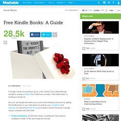 Free Kindle Books: A Guide