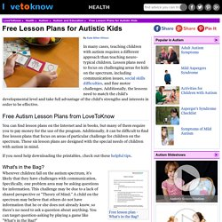 Kids With Asd (autism Spectrum Disorder) Pearltrees