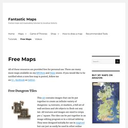 Free Maps - Fantastic Maps