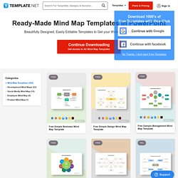56+ FREE Mind Map Templates - PowerPoint