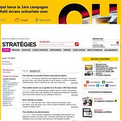 Free Mobile - Stratégies.fr