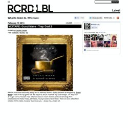 RCRD LBL | Free Music Downloads