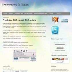 un outil OCR en ligne