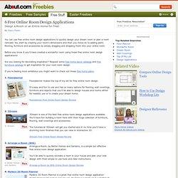 6 Free Online Room Design Tools