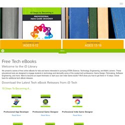 Free Online Tech eBooks