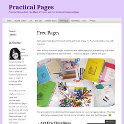 Free Pages | Practical Pages