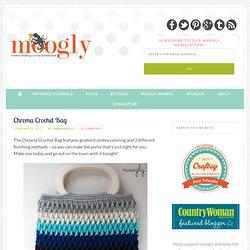 Chroma Crochet Bag
