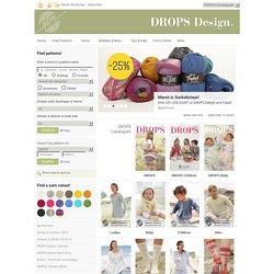DROPS Design ~ Free knitting patterns