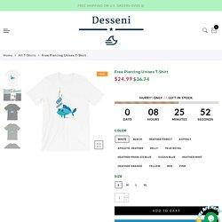 Free Piercing Unisex T-Shirt