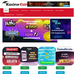 Free Play Kasinot Netissä
