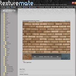 Free Texture - Free Brick Texture 20_10_2010 004 - Brick