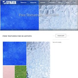 Free Textures for 3D Artists - Strata