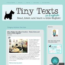 Tiny Texts