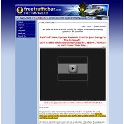 Free Traffic Bar