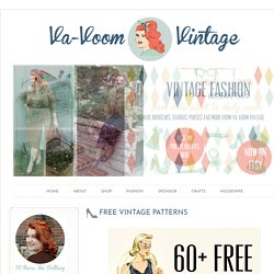 Va-Voom Vintage with Brittany