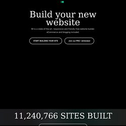 Free Website Builder | Creating A Free Website | IM creator