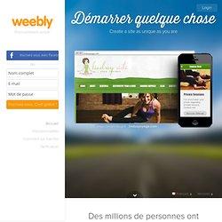 Créer gratuitement un site Web et un blogue