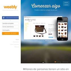 Crea un sitio web y un blog gratis
