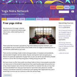 Yoga Nidra Network