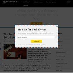 The 51 Best Freebie Sites: Find Free Deals Online « Scratch Wireless