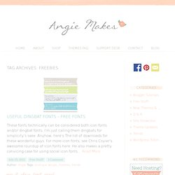 freebies Archives