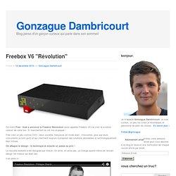 Freebox V6 «Révolution»