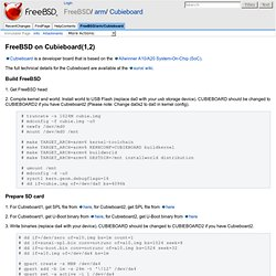 arm/Cubieboard - FreeBSD Wiki