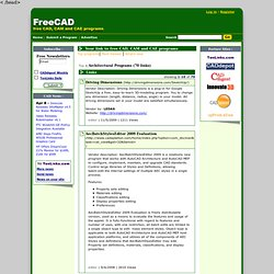 Cad freeware