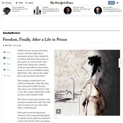 Freedom, Finally, After a Life in Prison