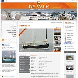 De Valk Yacht broker - Jachtmakelaar