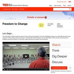Freedom to Change