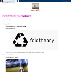 Freefold Furniture