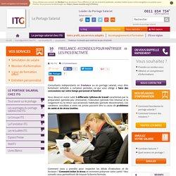 Freelance : 4 conseils pour maîtriser les pics d'activité - Actualités Portage Salarial