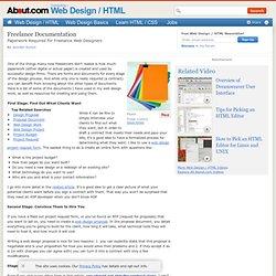 Freelance Documentation