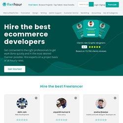 Senior Freelance eCommerce Developer For Hire