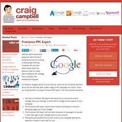 Freelance PPC Expert