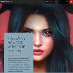 Freelance How To's with Anne Pogoda