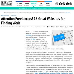 11 Freelance Job Listing Websites