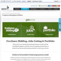 Freelance platform