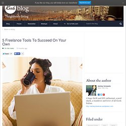 5 Freelance Tools To Succeed On Your Own ~ Krrb Blog