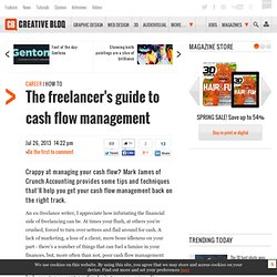 The freelancer's guide to cash flow management