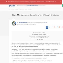 Freelancer Time Management Systems