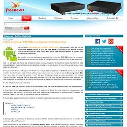 Activer la connexion EAP-SIM sur un téléphone Android non-Free